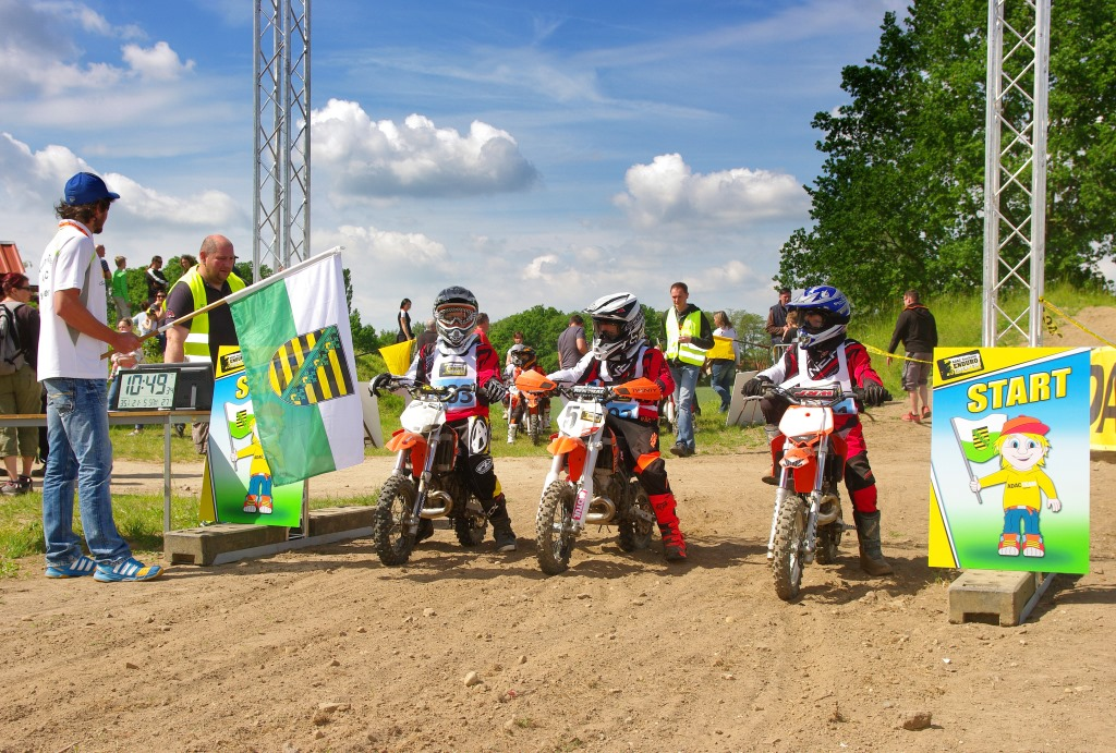 Adac Sachsen Enduro Jugend Cup Sachsenbikede