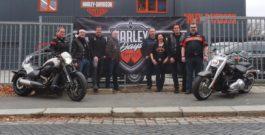 Startschuss für die Harley Days Dresden