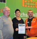 Hauptgewinne auf der SachsenKrad für unsere Heimkinderausfahrt