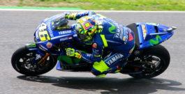 MOTO-GP Publikumsliebling Valentino Rossi feiert 40. Geburtstag