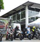 BMW Motorrad On Tour in Leipzig – Bikes ausprobieren, mitschrauben und staunen.