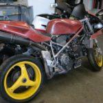 Ducati wird versteigert