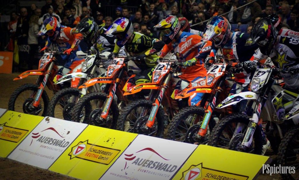 GRAND PRIX OF GERMANY INDOOR ENDURO WELTMEISTERSCHAFT