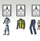 Neue Normen für Motorradkleidung
