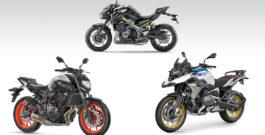 Positive Entwicklung: Der deutsche Motorradmarkt 2019