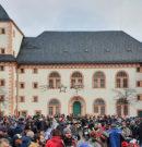 Besucherrekord beim Motorrad-Wintertreffen in Schloss Augustusburg