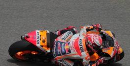 Weltmeister und Sachsenring-Sieger Marc Marquez verlängerte seinen Honda-Vertrag um vier Jahre