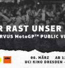 UCI Elbe Park Dresden: ServusTV zeigt Saisonauftaktrennen der MotoGP