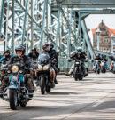 Rollende Biker-Demonstration durch Dresden am 26.07.2020 – ALL BIKERS WELCOME