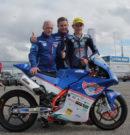 Der Sachse Freddie Heinrich startet 2021 beim Red Bull MotoGP Rookies Cup