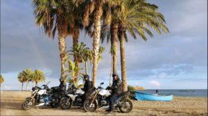Gutschein für Motorradreisen