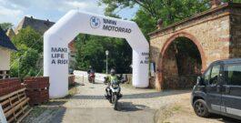 Ein voller Erfolg – die BMW MOTORRAD ON TOUR IN SACHSEN