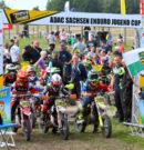 Enduro Jugend Cup Ost: Teilnahmerekord in Dahlen
